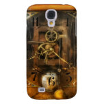Clockmaker - A sharp looking time piece Galaxy S4 Covers