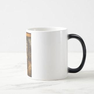 Clockmaker - A sharp looking time piece Magic Mug