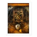 Clockmaker - A sharp looking time piece Postcard