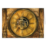 Clockmaker - Clock Works Card
