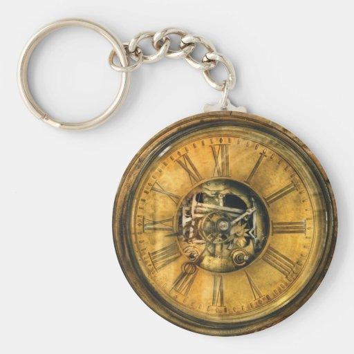 Clockmaker - Clock Works Keychain
