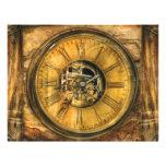 Clockmaker - Clock Works Letterhead