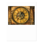 Clockmaker - Clock Works Post Card