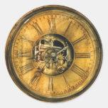 Clockmaker - Clock Works Sticker