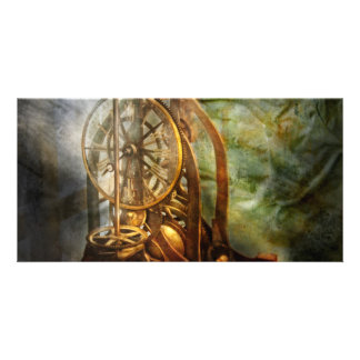 Clockmaker - The day time stood still Photo Card