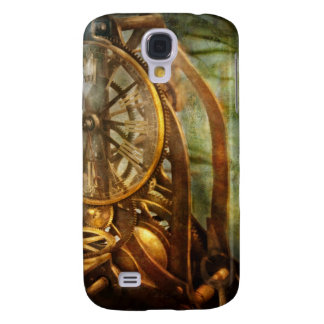 Clockmaker - The day time stood still Samsung Galaxy S4 Cover