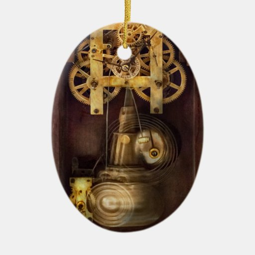 Clockmaker - The Mechanism Christmas Ornaments