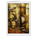Clockmaker - We all mesh Cards