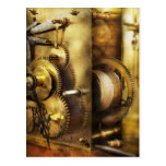 Clockmaker - We all mesh Post Cards