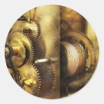 Clockmaker - We all mesh Sticker