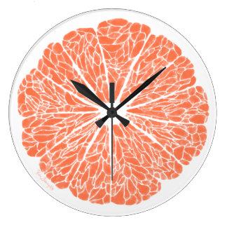 Clocks - Grapefruit to Suit