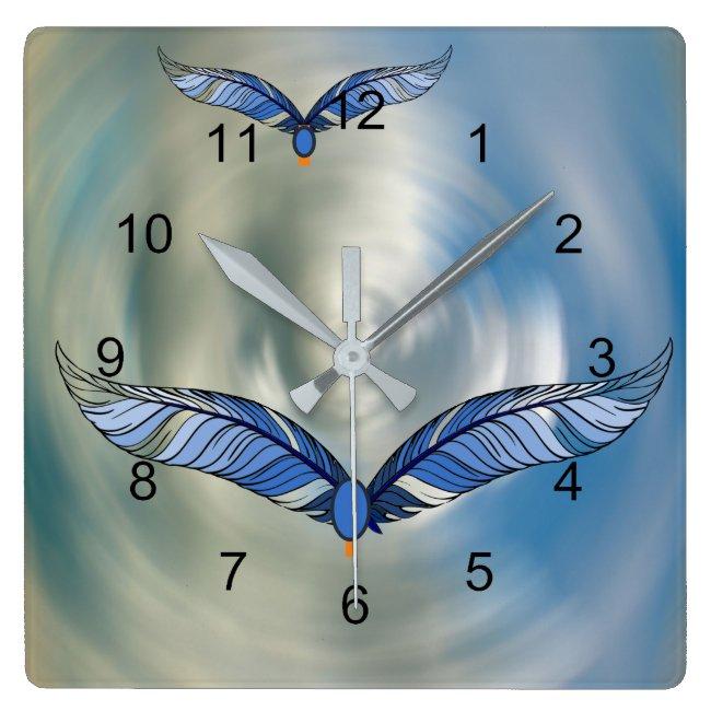Clocks - Time Flies