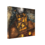 Clocksmith - A device that rings  Stretched Canvas Print