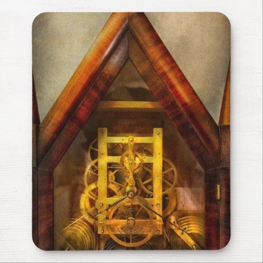 Clocksmith - Clockwork Mouse Pad
