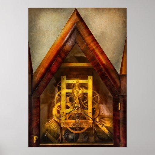 Clocksmith - Clockwork Print