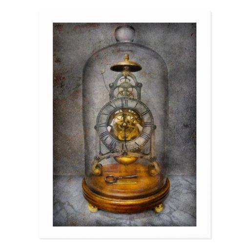 Clocksmith - la cápsula de tiempo postales