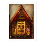 Clocksmith - mecanismo tarjeta postal