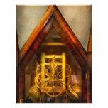 Clocksmith - mecanismo tarjetas publicitarias