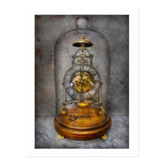 Clocksmith - The Time Capsule Postcard