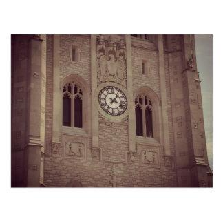 Clocktower Postcard