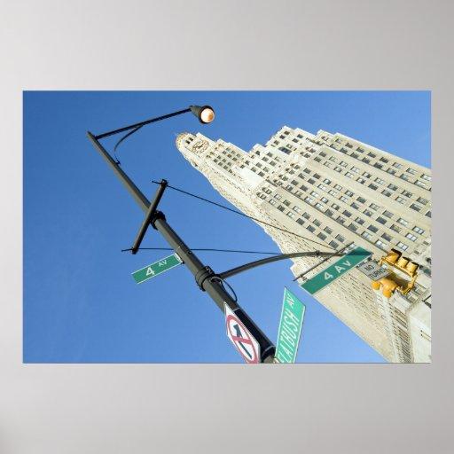 """Clocktower "" Posters"
