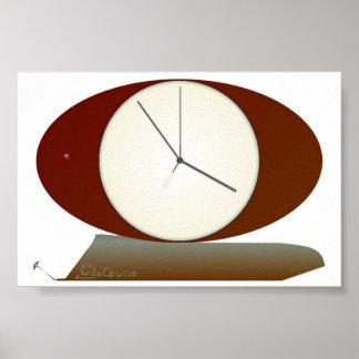 Clockwise Print