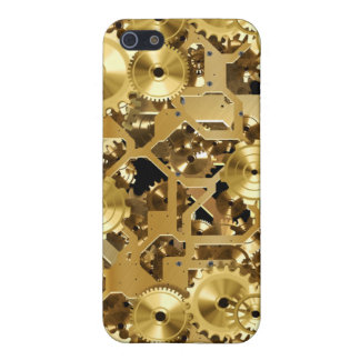 Clockwork 1 cover for iPhone SE/5/5s