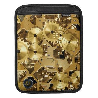 Clockwork 1 iPad Sleeve