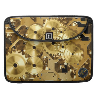 Clockwork 1 Mac Book Sleeve