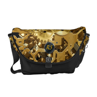 Clockwork 1 Messenger Bag