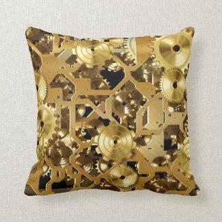 Clockwork 1 Pillow