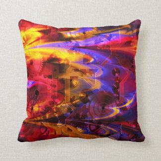 Clockwork 2 Pillow