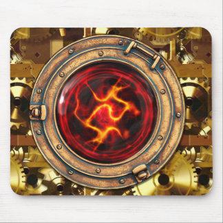 Clockwork 3A Mousepad