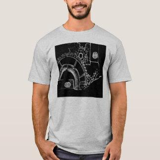 Clockwork Black T-Shirt