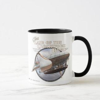 Clockwork Book #7 Mug (Airship)