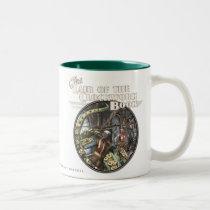 Clockwork Book: Terror of the Tentacles Mug