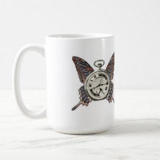 Clockwork Butterfly Mug