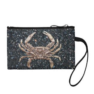 "Clockwork Crab ""Dry Specimen"" Coin Purse"