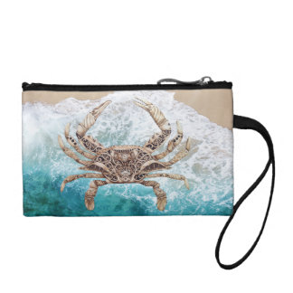 "Clockwork Crab ""Wet Specimen"" Coin Purse"