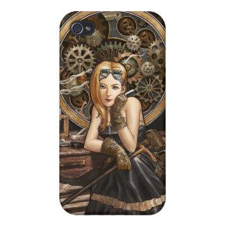 Clockwork Dominion - Abigail iPhone 4 case