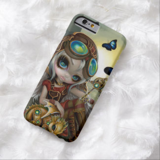 """Clockwork Dragonling"" iPhone 6 Case"
