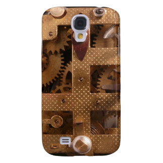 Clockwork Gear Mechanisms Samsung Galaxy S4 Case