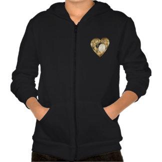 Clockwork heart hoodies
