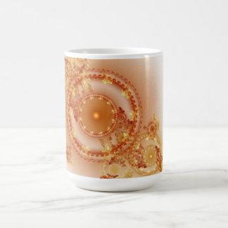 Clockwork I - Fractal Art Mug