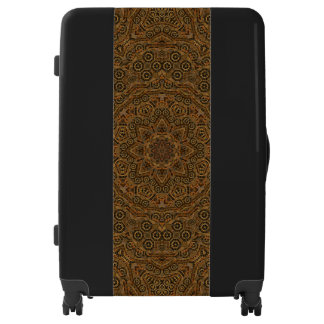 Clockwork Kaleidoscope Luggage 3 sizes
