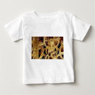 clockwork MECHANISM CLOCK Baby T-Shirt