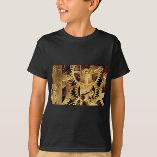 clockwork MECHANISM CLOCK T-Shirt