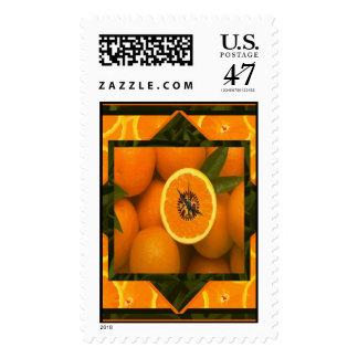 Clockwork Orange Postage Stamps