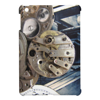 Clockwork Pocket Watch Gears Steampunk ipad mini B iPad Mini Cover