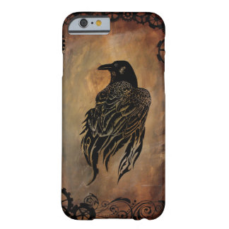 Clockwork Raven Barely There iPhone 6 Case